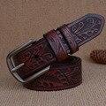 Clásico de la moda cinturón de cuero cinturón de mujer de marca 2017 mujeres femmes Ceinture cinturones de cuero de diseño hombres de alta calidad