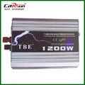 TBE 1200 W DC 12 V para AC 220 V & USB Car Boat DC 5 V Onda Senoidal Pura Power Inverter TBE-1200W
