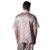 2015 Venta Caliente de Los Hombres pijamas traje pijamas cómodos para hombres ropa de dormir pijamas de manga corta pijama traje Casual en el hogar 44