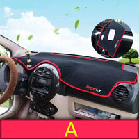 Car dashboards shade Non slip mat for Geely LC ,Geely GX2 ,Geely Emgrand XPandino ,Panda