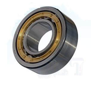 Gcr15 NU319 EM or NU319 ECM (95x200x45mm)Brass Cage  Cylindrical Roller Bearings ABEC-1,P0 бетономешалка prorab ecm 200 b2