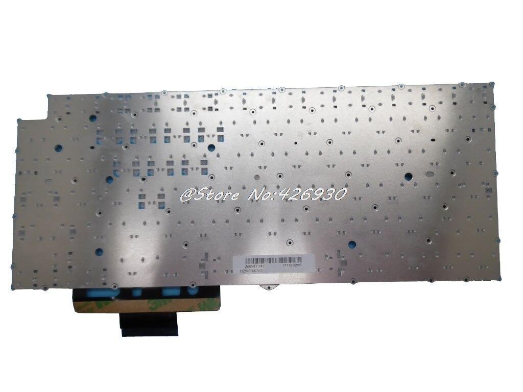 Laptop Keyboard for LG 13Z940 14Z950 HMB8130ELA02 AEW73489814 Brazil BR White Without Frame
