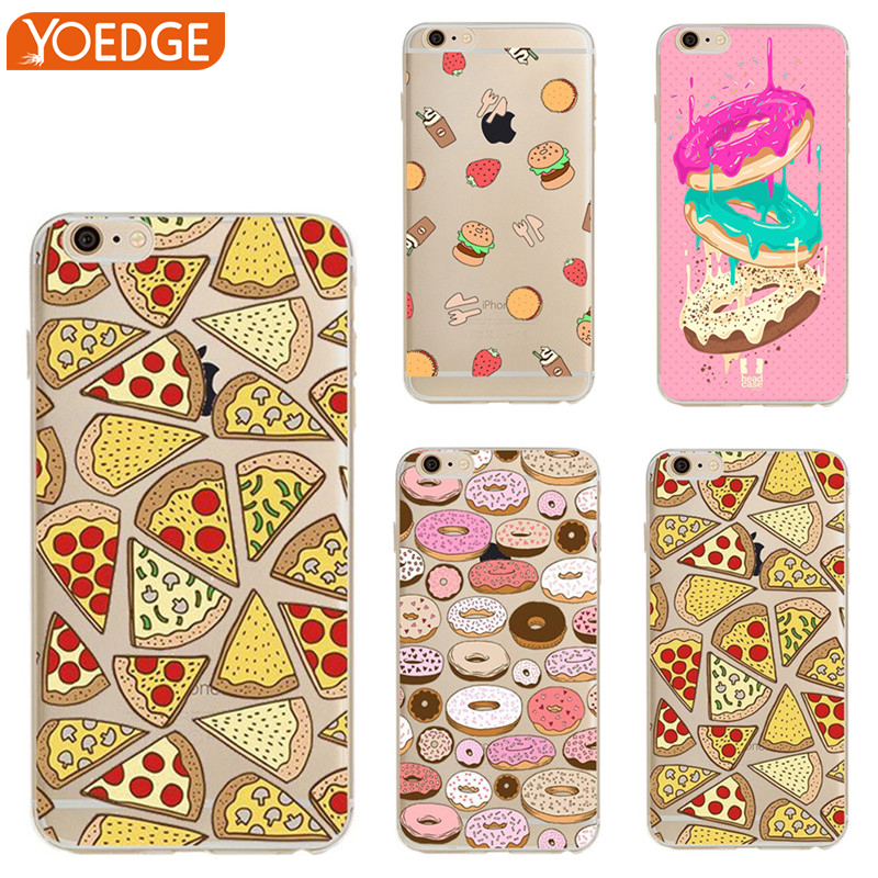 TPU for iPhone 5 5S SE 6 6S 7 8 Plus X for Samsung Galaxy J3 J5 J7 A3 A5 A8 2016 2017 2018 <font><b>S5</b></font> S6 S7 Edge S8 S9 Plus Note 8 <font><b>Case</b></font>