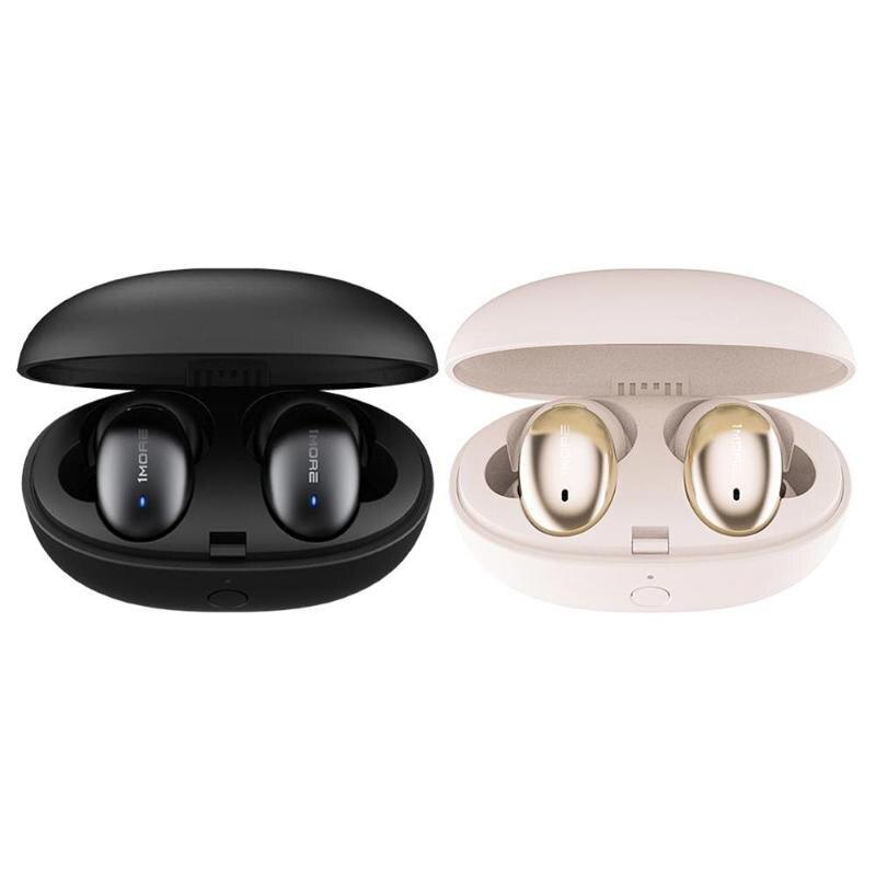 1More E1026BT Stylish True Wireless TWS Earphones Bluetooth 5.0 In-Ear E1026BT-I Bean Headset Support AptX ACC With MIC