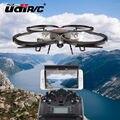Rc Zangão UDI U818A versão Atualizada dron U819A 6-Axis Gyro Helicóptero de Controle Remoto Quadcopter Wi-fi FPV HD Camera VS X400/X5SW