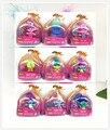 10 стили мини троллей Фильм Троллей Фигурку игрушки Мак Филиал Тварь Skitter Троллей Цифры игрушки для Детей детские Подарки