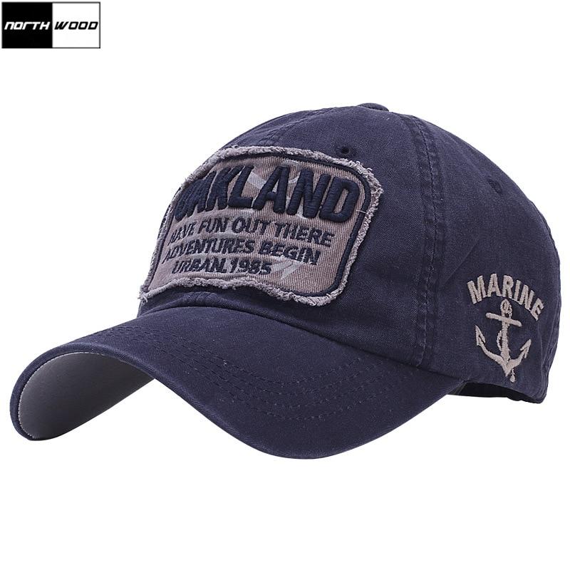 [NORTHWOOD] 2019 New Letter Pattern   Cap   Cotton Stitching Men's   Baseball     Cap   Women Snapback Hats Gorras Para Hombre Dad   Cap