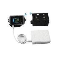 JUNTEK VAT 4300 Wireless Digital voltmeter ammeter 0.01 400V 0.1 300A Current Voltage Power Wireless Color Multifunction Digital