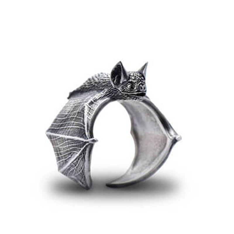 שדוני חמוד בת אופנה תכשיטי טבעות בת 2018 מתכוונן בציר החדשה Bradypus Anillos טבעת גברים נשים Mujer Warcraft