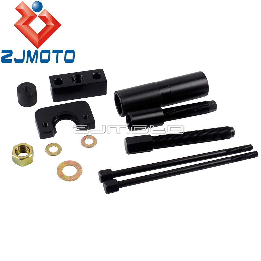Motorcycle Accessories & Parts 1 Set Transmission Mainshaft Inner Bearing Race Tool Installer Puller For Harley Big Twin 5 & 6 Speed Models Skilful Manufacture Covers & Ornamental Mouldings