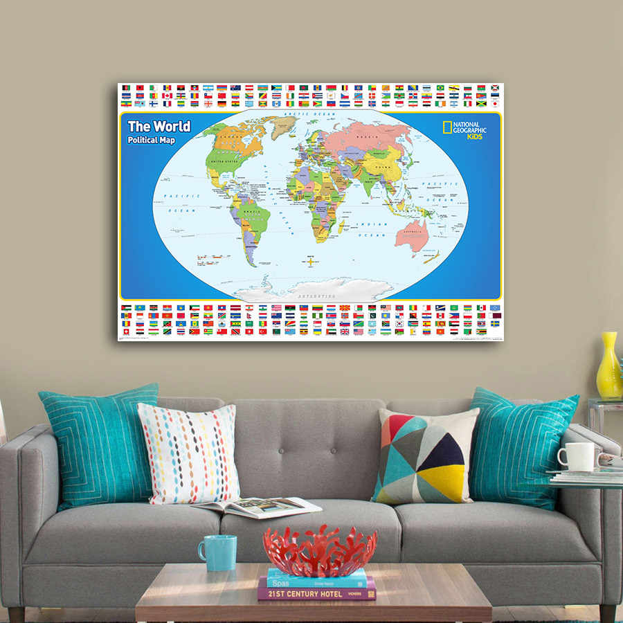 Kids Antique Posters Clic Wall Art