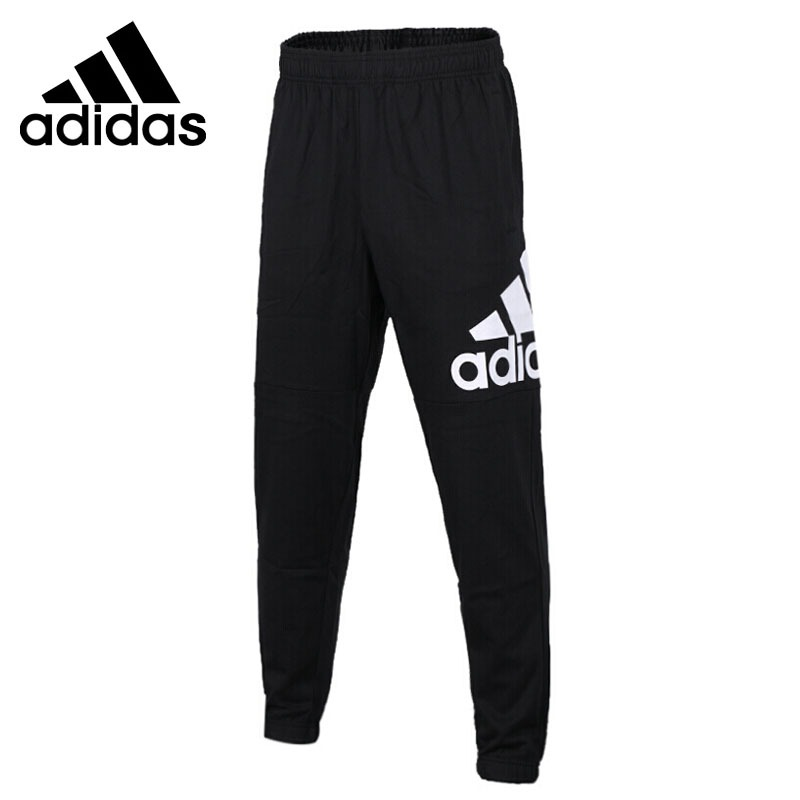 Original New Arrival 2018 Adidas ESS LGO T P SJ Men's Pants Sportswear fender deluxe strat pf blk