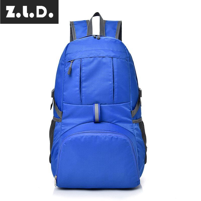 423bed02d951 Z.L.D. men s and women s double shoulder bag male student school bag ...