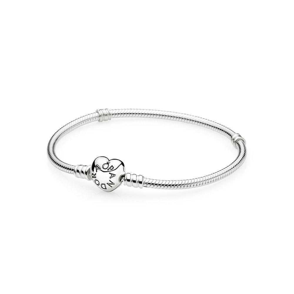 2019 Vente 925 Sterling Argent Serpent Os Base Chaîne Amour Perles Boucle Adapte Pandora bracelet porte-bonheur bricolage bijoux pour femmes Parti Cadeau