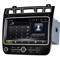 Android 7.1 Car DVD Player Radio System 8 inch 2 din Video Format Car Stereo bluetooth multimedia player for VW Touareg 2015