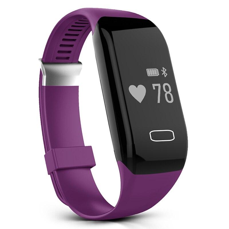 MOCRUX Smart Wristband Bracelet H3 Smartband IP68 Waterproof Heart Rate Monitor FitnessActivity Tracker Smart Watch Call Alarm (5)