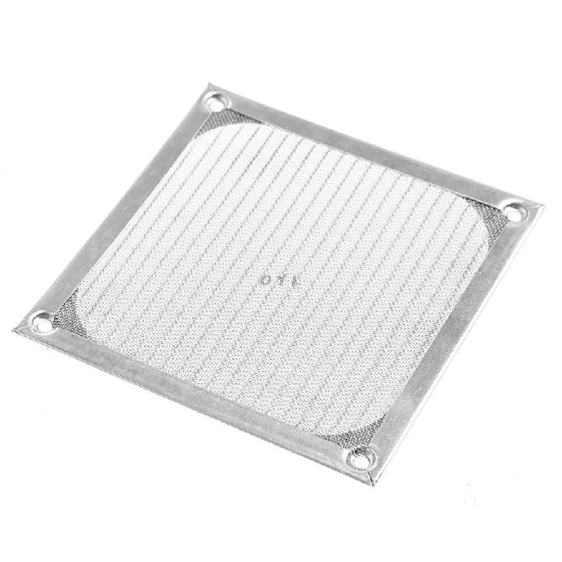 Metal Dustproof Mesh Dust Filter Net Guard 12//9//8cm For Computer Case·Cooler`Fan