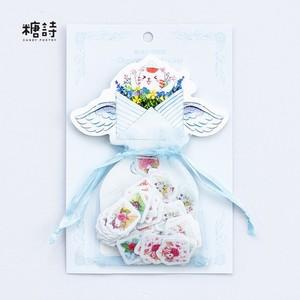 100 pcs/Pack Cute Kawaii Cat Mini Waterproof Sticker Decoration DIY Handmade Arts Craft Sticker