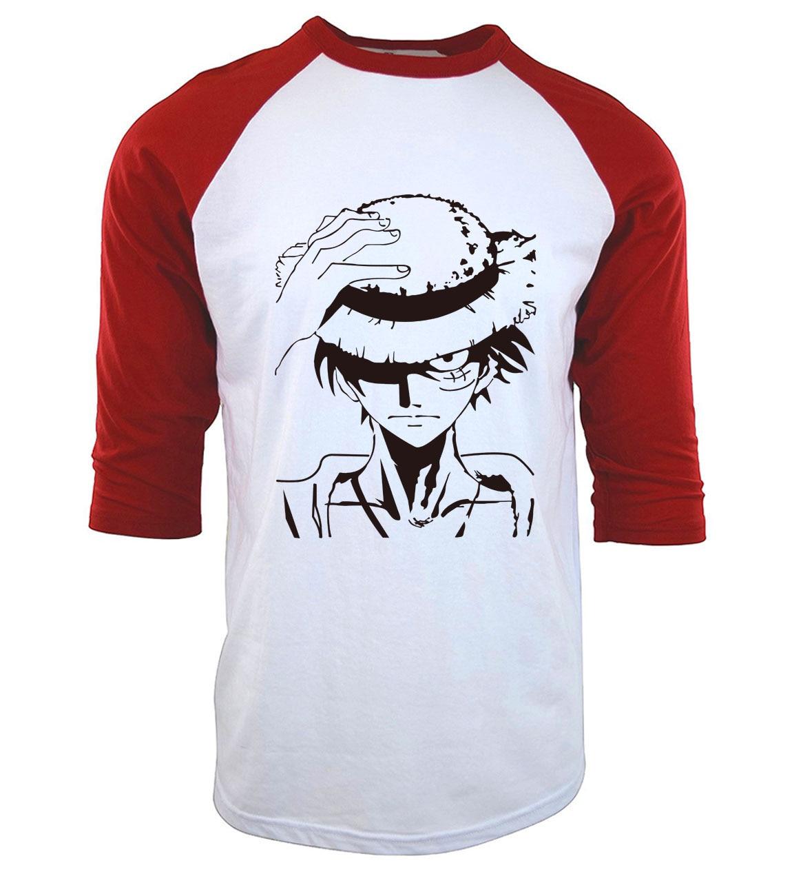 hot sale man's raglan cotton t shirts men one piece three-quarter sleeve brand clothing 2019 summer bodybuilding tee shirt homme