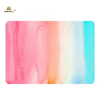 Mimiatrend Kolorowe Full Body Pokrywa Skórki Laptop dla Apple Macbook Air Pro Retina 11 13 15 Cal Ochronne Naklejki Prezent