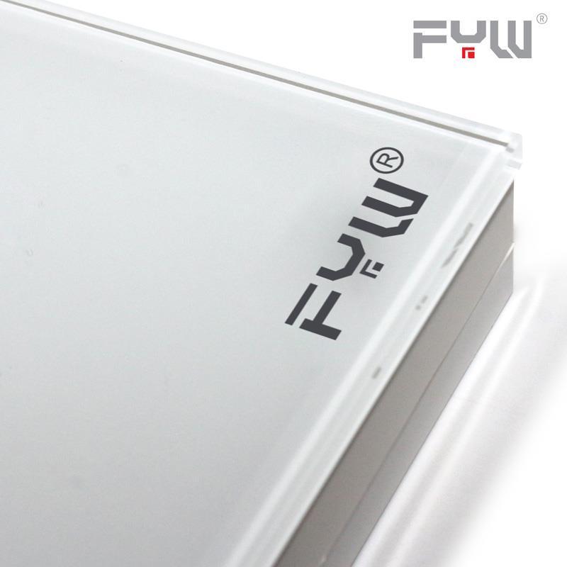 Cristal de luxe En Verre Interrupteur Mural Tactile Commutateur Normale Commutateur Sans Fil Télécommande - 4