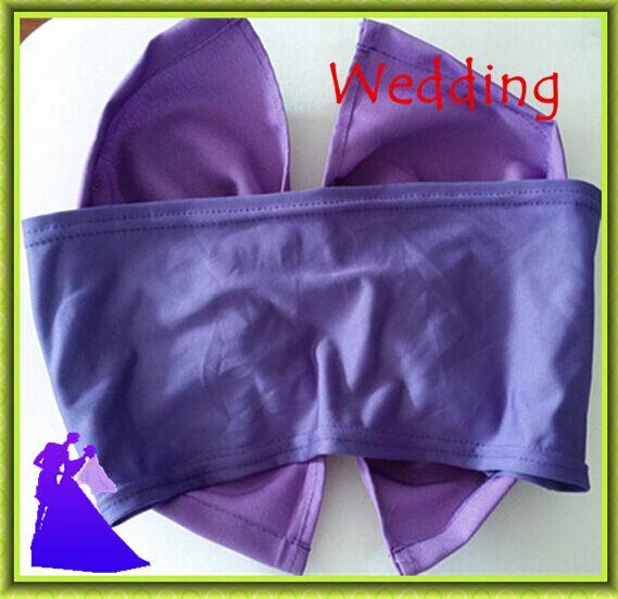 Brandudsalg !! Brandudsalg !! 100stk bryllup lilla stol dækning - Hjem tekstil - Foto 5