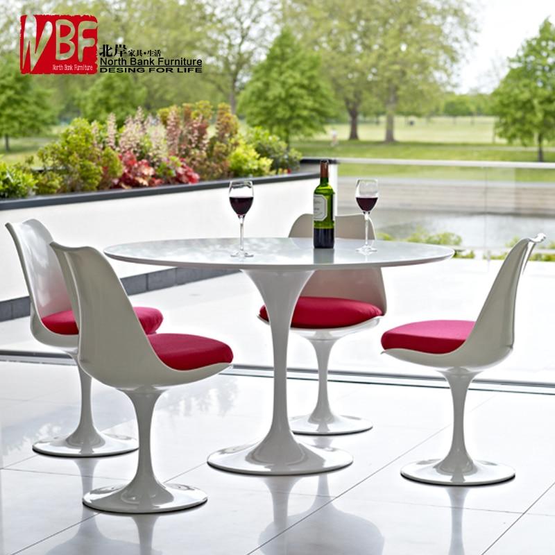ikea moderno minimalista pequeo apartamento pequeo y redondo juegos de mesa mesa redonda tulipn casuales de metal mesa de centro infantil en mesas de