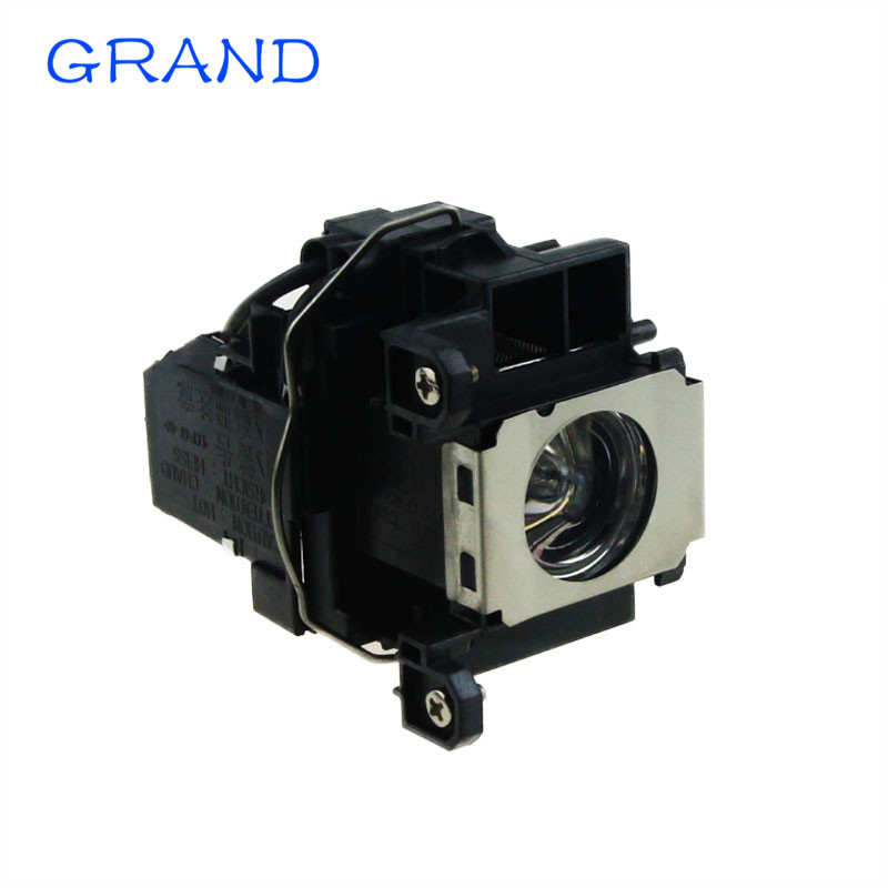ELPLP48/V13H010L48 Compatible projector lamp with housing  for EPSON EB-1716 EB-1720 EB-1720C EB-1723 EB-1725 /EB-1730W/EB-1735W лампа epson v13h010l48