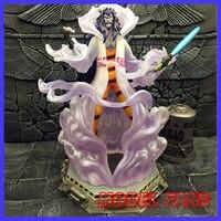 Модели вентиляторов в наличии One Piece 31 см Maste Цезарь клоун GK Смола Статуя Рисунок Игрушки для коллекции