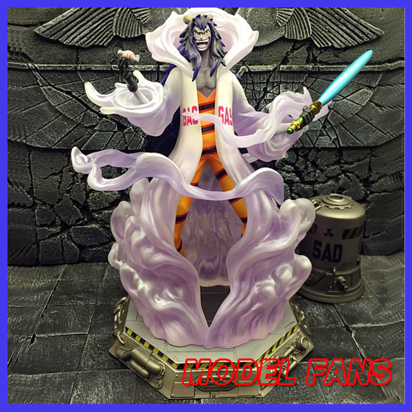 MODEL FANS IN-STOCK one piece 31cm Maste Caesar Clown GK resin statue figure toy for collection