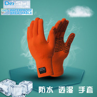 Men Women High Quality ThermFit Breathable Coolmax Running Waterproof Windproof Thermal Skiing Winter Snow Sport Gloves