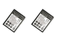 Cisoar 2pcs/lot 1500mAh EB494358VU Replacement Battery For Samsung Galaxy Ace S5830 S5660 S5670 S7510 i619 S5830i i569 S5838