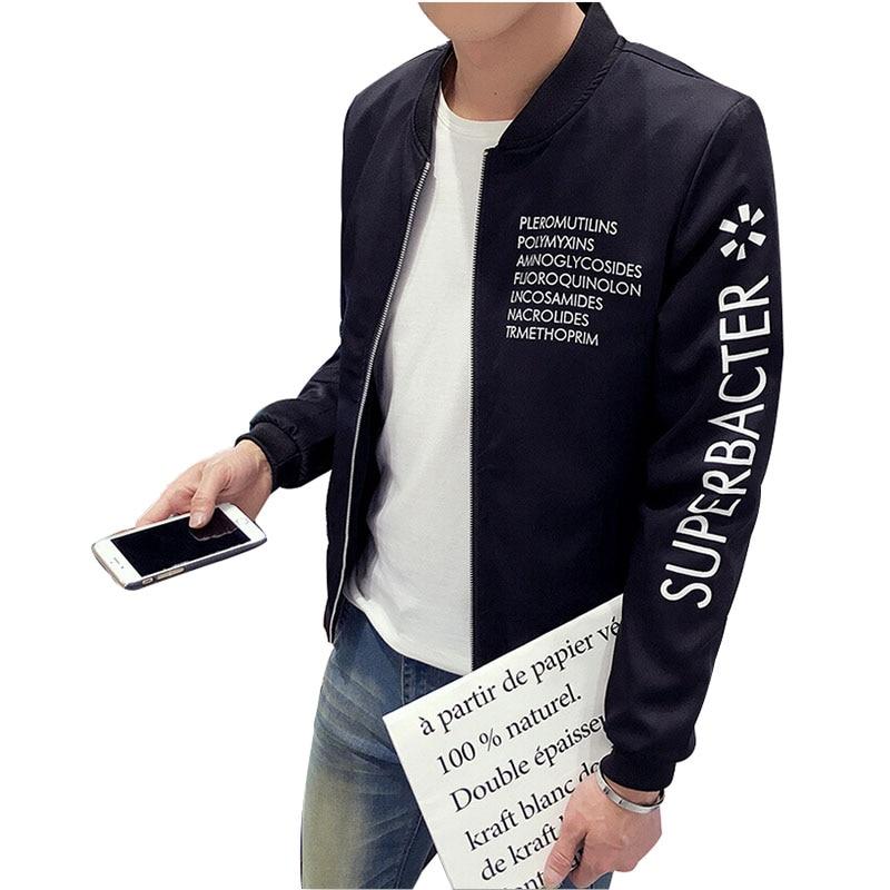 Automne Manteau Mince Vestes Hommes Casual De Blouson Mode xwEfaqg