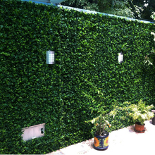 ФОТО outdoor artificial boxwood hedge fence for the garden 10