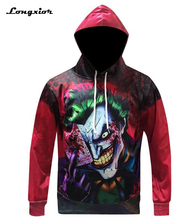 Joker Hoodie (18 Designs)