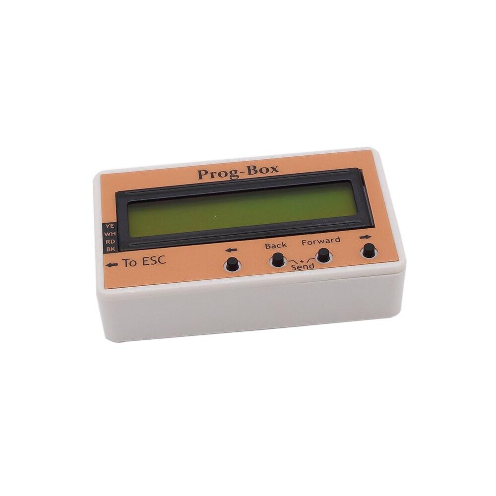 14 S 300A borstelloze boot ESC met programming box en externe BEC-in Onderdelen & accessoires van Speelgoed & Hobbies op  Groep 2