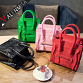 Luxury Famous Brand Italian Leather Bags For Women Messenger Bags High Quality Fashion Smiley Face Small Crossbody Bags Tote Bag