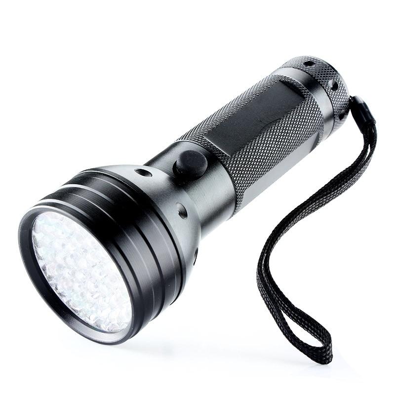 Portable 51 LED UV Flashlight Bulbs 395-s