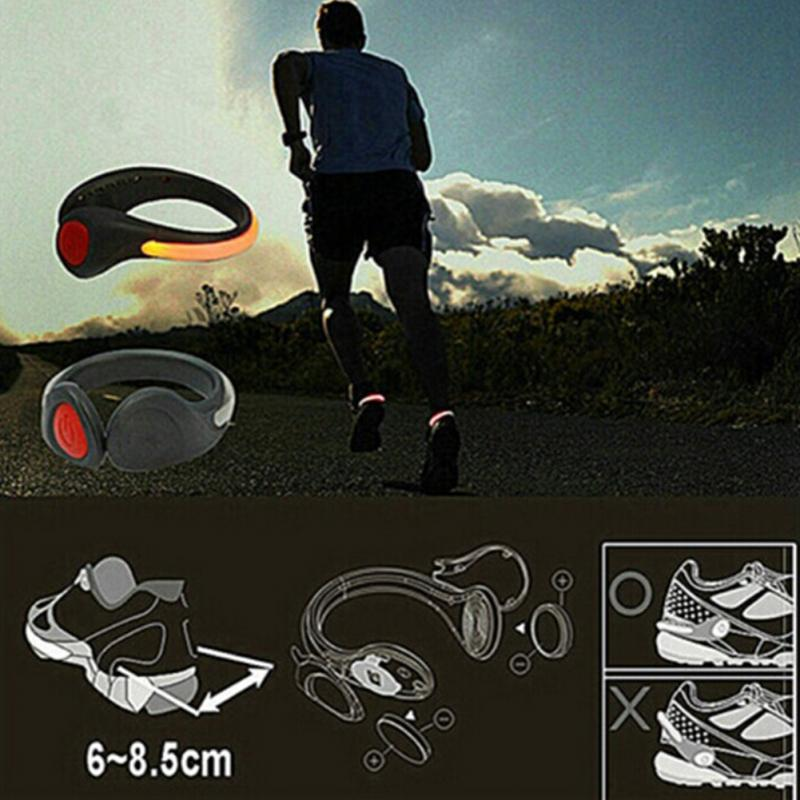 Outdoor LED Sports Shoe Light Gadget 26