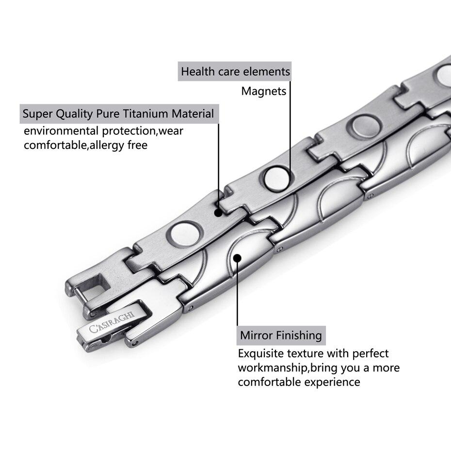 HTB1eiIlntfJ8KJjy0Feq6xKEXXa7 - Power Necklaces Classic Link Chain For Women Health Jewelry
