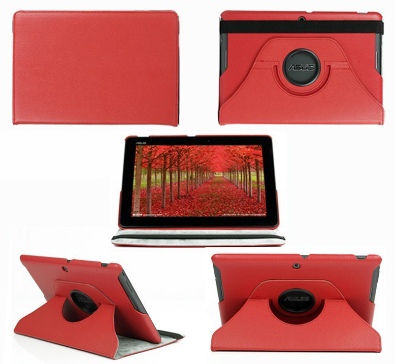 Rotating 360 Degree Luxury Folio Stand Holder Leather Case Protective Cover For Asus MeMo Pad 10 ME102 ME102A 10.1 Tablet m3 lite 10 0 rotating folio  leather