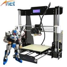Anet A6&A8 3d printer machine impressora 3D Printer Kit Easy Assemble Reprap Prusa i3 DIY 3d Printer Free 1roll 0.5kg Filament