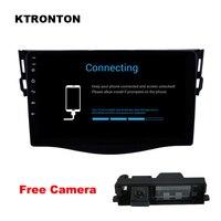 9 ips 2.5D Экран Бесплатная обратная Камера 8 Восьмиядерный Android 8,1 Автомобильный DVD плеер для Toyota Previa RAV 4 RAV4 2006 2012 радио gps ГЛОНАСС