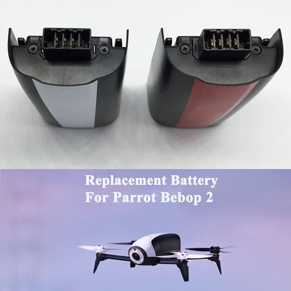 ELE ELEOPTION 11.1 V 3200 mAh li-po batterie pour perroquet Bebop 2 Drone quadrirotor 3 S mise à niveau Rechargeable perroquet Bebop Drone batterie