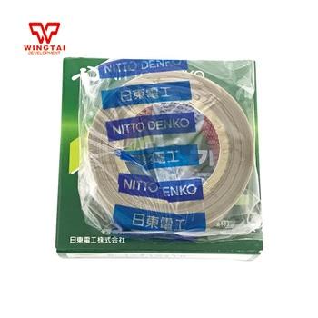T0.12mm*w19mm*l10m Nitto Denko Fiber Glass Electrical Insulation Tape Heat Resistance Tape No. 975