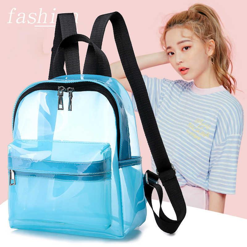 Повседневный кожаный рюкзак женский водонепроницаемый популярный панельный женский школьный рюкзак для девочек-подростков рюкзак Feminina Mochilas