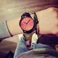 Мода ulzzang Кварцевые Часы Женщины Наручные Часы Дамы Наручные часы Женский Часы Кварцевые часы Relogio Feminino Montre Femme