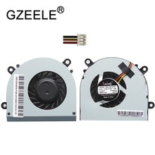 GZEELE new Laptop cpu cooling fan for MSI FX600 FX603 FX610 FX610MX FX610DX GP60 CX61 FX620 GE620 16GH series Laptop Cooler fans(China)