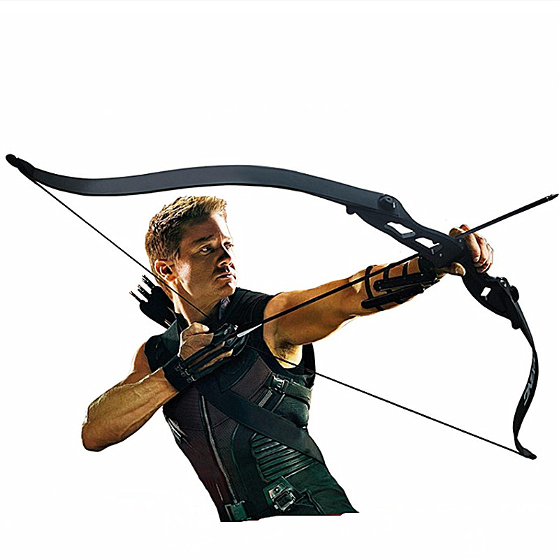 Recurve 16-40 Lbs 56 Inches Hunting Bow Recurve Bow With Sight Arrow Rest For  Right Hand User Archery Hunting Shooting