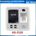 FS28 Biometric Fingerprint Access Control Machine Electric Reader Scanner Sensor Code System For Door Lock